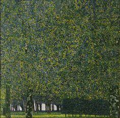 1910, modern art, parks, fine art, gustav klimt, artist, museum, moma, mid century art