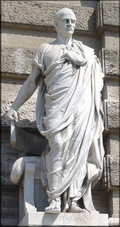 Emilio Papiniano (142-212), jurista romano.