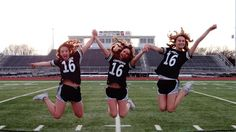 a few Campus Cheerleaders sporting their GTM apparel! You go girls! #weloveourcustomers
