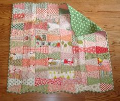 quilts for sick kids in hospitals