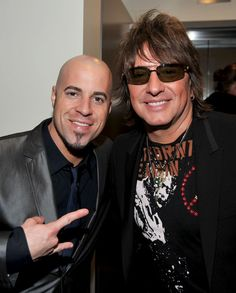 Richie and Chris Daughtry