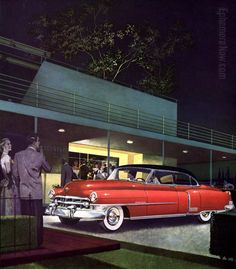 1950 Cadillac Fleetwood 60 Special