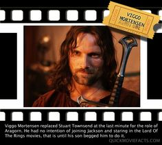 Lord of the Rings Fact