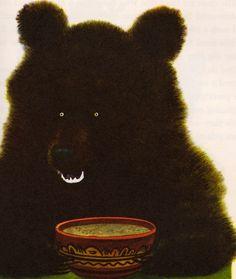 Bear by Feodor Rojankovsky