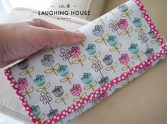 PREMIUM Cash Budgeting Purse Petite Flowers & by thelaughinghouse, $36.99