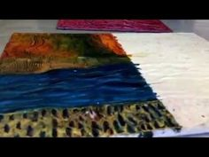 How to varnish a paiting.
