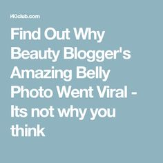 Find Out Why Beauty