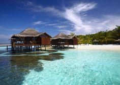 Anantara Veli Resort and Spa in Male, Maldives