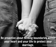 Protect Your Marriage from an Emotional Affair | *not a bad link*