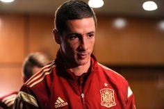 Fernando Torres - Spain National Team Striker