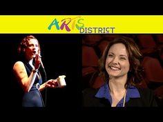 """Arts District Local Story: Gia Mora aka """"Einstein's Girl."""""""
