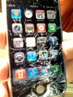 appl technician, iphon screen