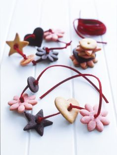 Edible Necklace (for next street festival, girls) #delicious#gift