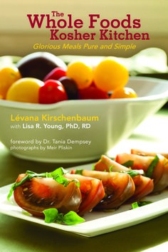 Levana Kirschenbaum is the author of The Whole Foods Kosher Kitchen: Glorious Meals Pure and Simple.