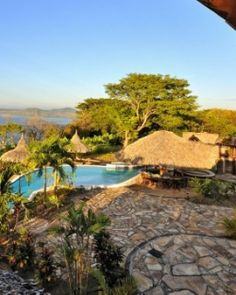 Hacienda Puerta del Cielo  (  Masatepe, Nicaragua )  In a pristine, natural setting, this resort is a base for active breaks and romantic escapes. #Jetsetter