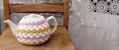 crochettea cozi, crochet patterns, tea cosies