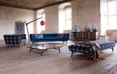 PROFILE 4-seat sofa