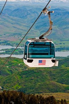Summer gondola rides offered on the weekends of summer.