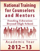 Federal student aid info for school counselors