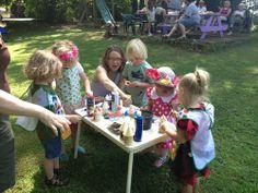 fairi garden, outdoor craft, child crafts, children craft