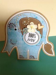 Elefant. By Donna kort.
