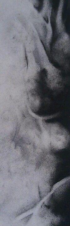 Erin Hegg   Untitled, 2008   charcoal
