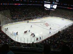 Hockey Night in New Jersey