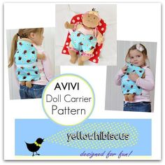 AVIVI Doll Carrier