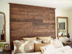 pallet boards, diy tutorial, new room, diy headboards, white bedding, upholstered headboards, rustic wood, bedroom, big boy rooms