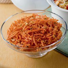 Crunchy Carrot Salad Recipe | Spoonful