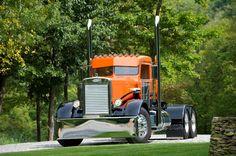 big truck, bad ass, steel cowboy, 351 peterbilt, ole timer, diesel truckin, 66 pete, peterbilt ole, carstruck motorcycl