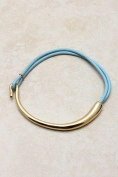 sky golden bracelet