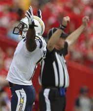 Week 4: San Diego #Chargers over Kansas City #Chiefs 37-20.