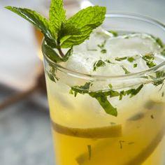 Honey Mint Lemonade Cooler Recipe