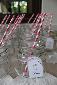 Bridal Shower Decor!