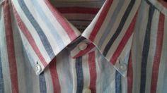 stripe linen, handmad stripe