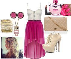 """pink lady"" by estephanys"