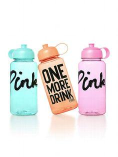 Victoria's Secret PINK Water Bottle.