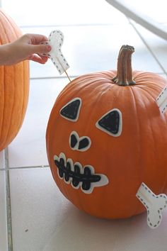 alternative to pumpkin carving