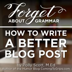 learn how to write a better blog post ebook