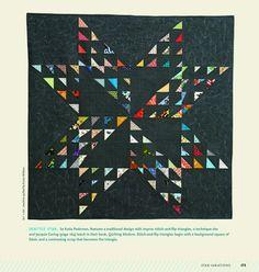 books, scrappi quilt, star patchwork, star quilts, kati pedersen, didkrista wither, quilt patchwork, sew kati, triangl