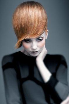 Hair: Keith Kane.  Photography: Jim Crone