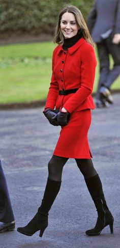 Feel Like a Royalty with Kate Middleton Fashion Style