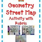 Geometry Street Map Hands-On Activity