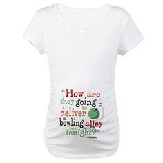 funny christmas maternity shirts for kids
