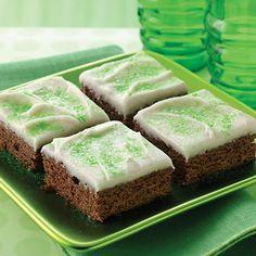 Irish-Cream Brownies