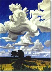 Texas Ghost Cloud by Drew Mounce