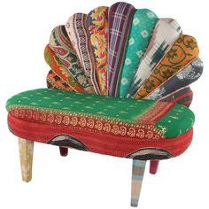 Peacock Love Chair II