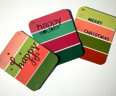 paint chip tags