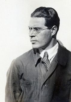 Lazlo Moholy Nagy He was a Hungarian painter, photographer as well as a professor in the Bauhaus school His works were influenced by constructivism and strong advocate of the integration of technology and industry into the art.  source : wikipedia and Bauhaus documentary